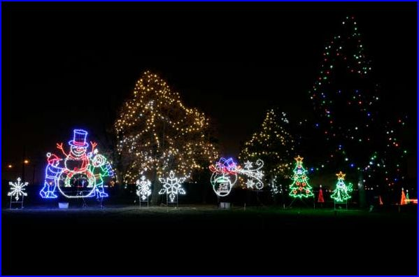 Downsview Park: Trail of Lights - Wed, Dec 22 2010